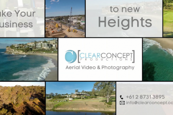 Clear Concept Aerial Promo HQ 1080